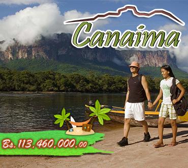 Visita Canaima y sumergete en sus hermosos lugares