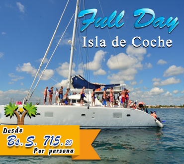 Full Day en la Isla De Coche