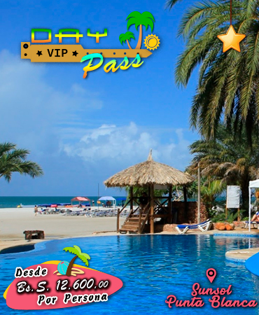 Day Pass en Sunsol Punta Blanca