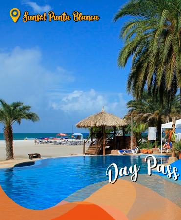 Day Pass en Sunsol Punta Blanca