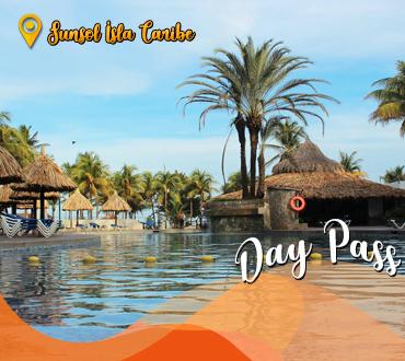 Day Pass en Sunsol Isla Caribe