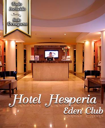 Hotel Hesperia Edén Club