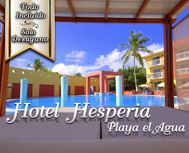 Hotel Hesperia Playa El Agua
