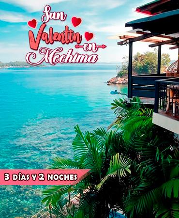 San Valentin en Mochima