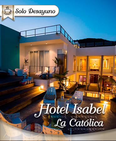 Hotel Isabel La Católica