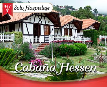 Cabaña Hessen