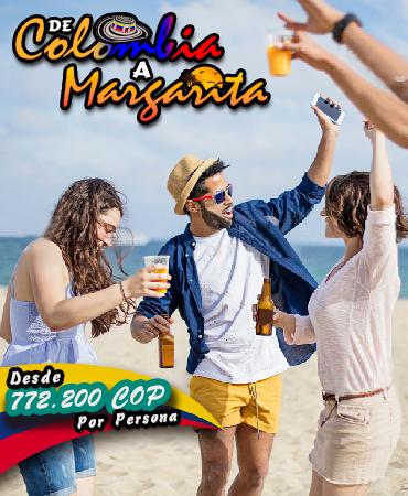 Promoción de Colombia a Margarita