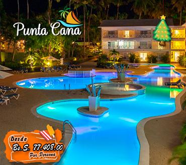 Disfruta de Punta Cana