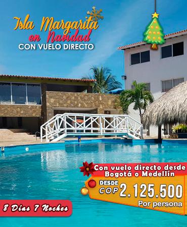 Isla Margarita en Navidad